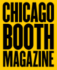 Chicago Booth Magazine Logo