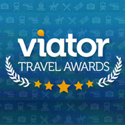 Viator Travel Awards Logo
